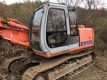 2000 Fiat Hitachi EX 135 Crawle