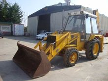 1990 3CX 4X4 JCB Rigid Backhoe