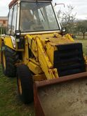 1989 3CX JCB Articulated Backho
