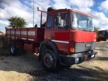 1989 Iveco 175.24 Tipper Truck