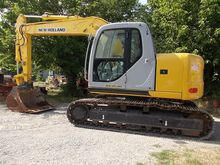 2007 New Holland E145 Crawler E