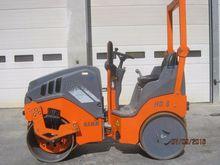 2009 Hamm HD 8 VV Combi Roller