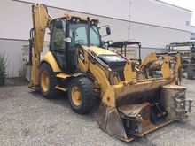 2013 Caterpillar 432F Rigid Bac