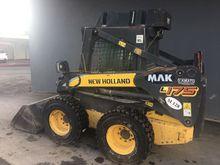 New Holland L175 Skid Steer Loa