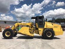 2002 Bomag Mph 121 Streetsweepe
