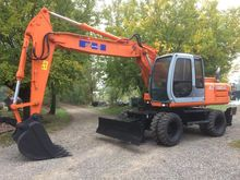 2000 Fiat Hitachi EX165 Wheel E