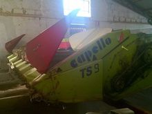 2004 Capello TS 9 Maize Harvest