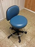 Adjustable Cushoned Blue Lab St