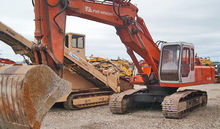 Used FIAT HITACHI FH