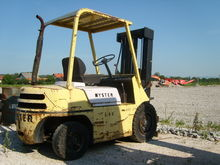 Used HYSTER D25 in K