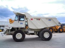 Used 2001 TEREX TR35