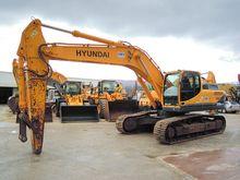 2011 HYUNDAI R330LC