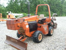 Used DITCH WITCH 652
