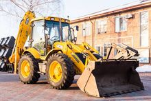 Backhoe loader JCB 4CX