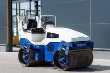 Diesel ice rink BOMAG BW120AD-4