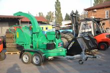 Wood shredder Vermeer BC9351