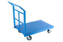 Used The cart platfo