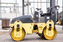 Combined roller BOMAG BW138AD