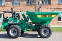 Mini tipper Barford SKR9000
