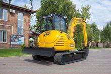 Mini excavator JCB 8060