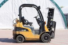 Caterpillar GP15N Gas Forklift