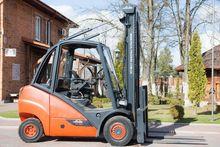 Diesel Forklifts Linde N30D