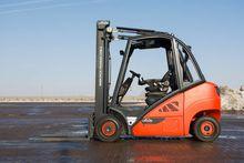 Diesel Forklifts Linde N25D