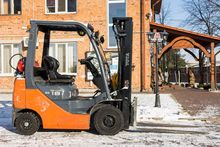 LPG Forklifts Toyota 02-8FGF18