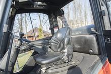 Gas Forklift / from Linde H 45