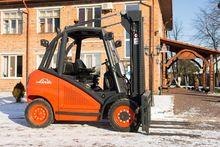 Diesel Forklifts Linde N40D