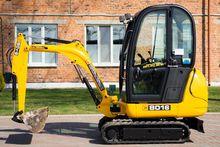 Diesel mіnі-excavator JCB 8016