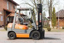 Diesel Forklifts TOYOTA 62-6FDF