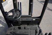 Linde H25T Gas Forklift