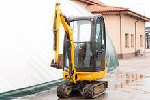 Diesel mіnі-excavator JCB 8018