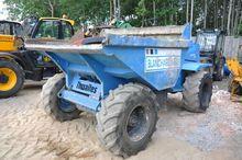 Mini Dumper Barford CV327NA