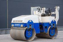 Diesel ice rink BOMAG BW135AD