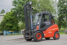 Gas Forklift / from Linde H50T