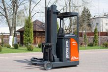 Used Stacker Linde R