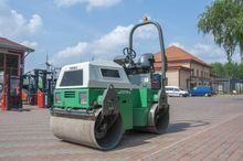 Diesel roller TEREX 1200KS LRF