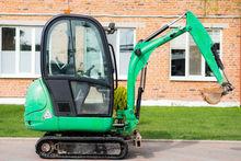 JCB 8018 Diesel minis excavator
