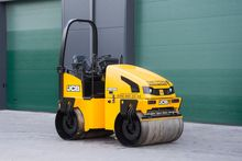 Diesel compactor JCB VMT 260