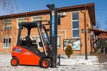 Diesel Forklifts Linde N20D
