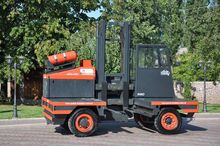 Second hand Gas Forklifts Linde