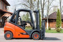 Gas Forklift / y Linde H 25 T