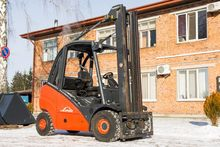 Used Gas Forklift /