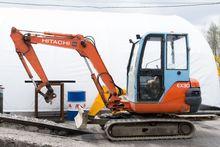 Mini excavator Hitachi ex30-2