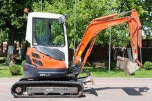 Diesel mini excavator Kubota U2