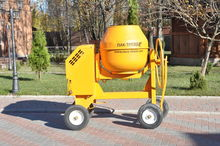 Concrete mixer diesel Winget 10