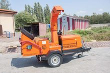 Crusher for wood Timberwolf TW