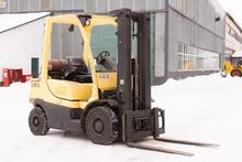 Used LPG Forklifts H